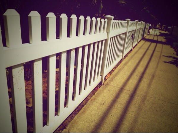 Living on the Fence