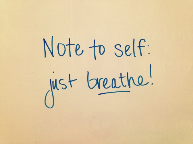 Breathe Your Way to Happiness  – Day 2 of 100