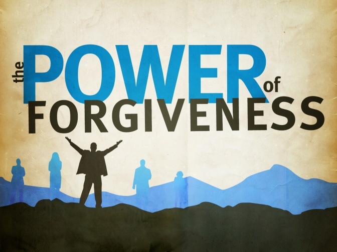 Forgive and Grow Stronger – Day 3 of 100